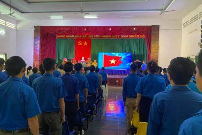 Tổng kết Tháng Thanh niên 2021 – Đoàn trường THPT Ea H'Leo