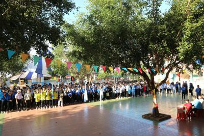 Ngày hội học sinh huyện Ea H'Leo 2020 tổ chức tại THPT Ea H'Leo