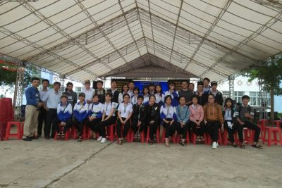kết quả tham gia kì thi olympic truyền thống 10-3 tỉnh đaklak