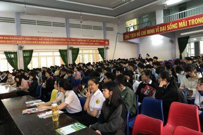 Ngoại khóa hướng nghiệp cùng diễn giả H.A Bình và nhóm các trường ĐH-CĐ 2021