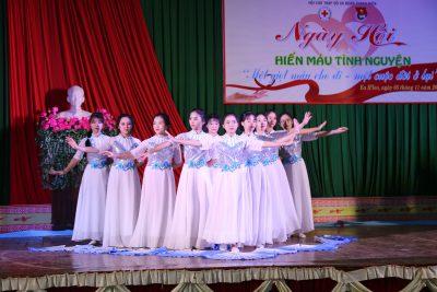 Vòng sơ loại Hội thi văn nghệ chào mừng ngày NGVN 20/11 trường THPT Ea H'Leo